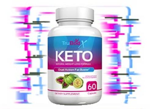 TruBodX Keto Pills Benefits