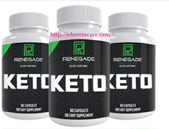 Renegade Keto Weight Reduction Supplement