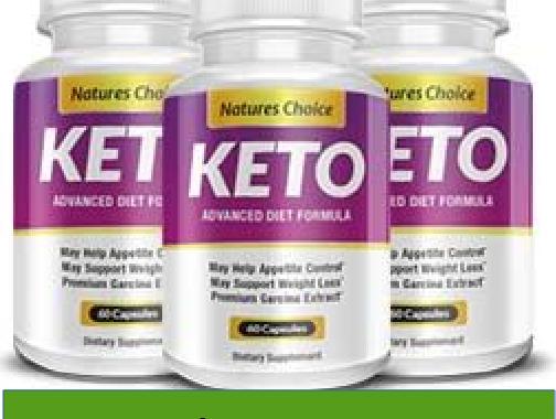 Natures Choice Keto Pills