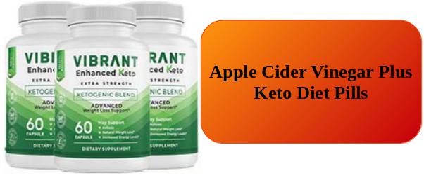Vibrant Enhanced Keto Diet Pills