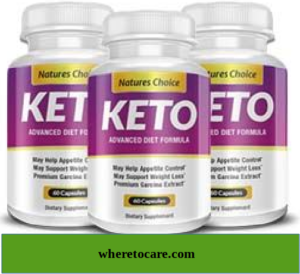 Natures Choice Keto Pills For Slim Body