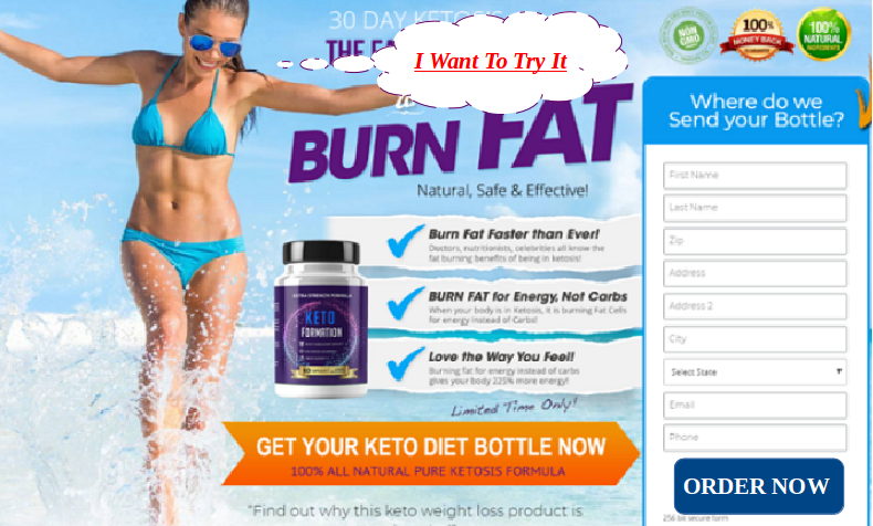 Keto Formation Diet Weight Loss Pills