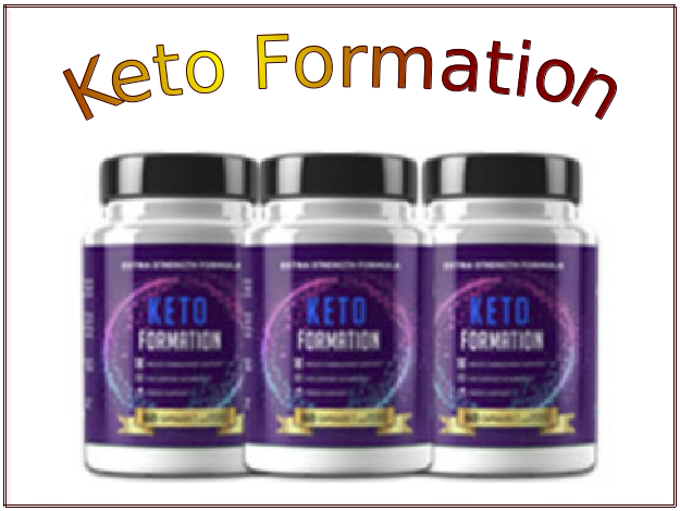 Keto Formation Ketogenic Diet Pills