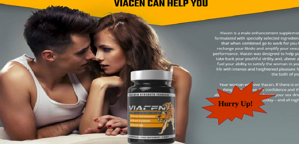 Viacen Male Enhancement Supplement Benefits