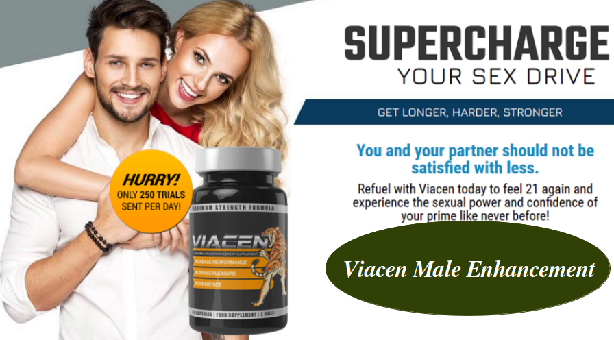 Viacen Male Enhancement Pills Reviews