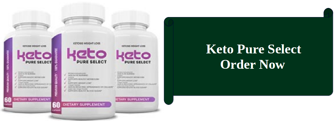 Keto Pure Select Supplement