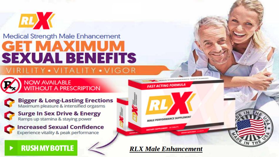 RLX Male Enhancement Supplement