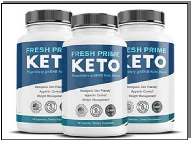 Fresh Prime Keto Supplement