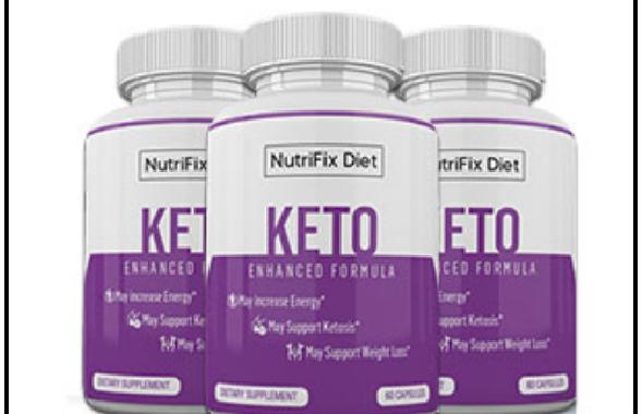 NutriFix Keto Pills Reviews