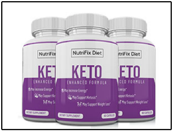 NutriFix Keto Pills Reviews