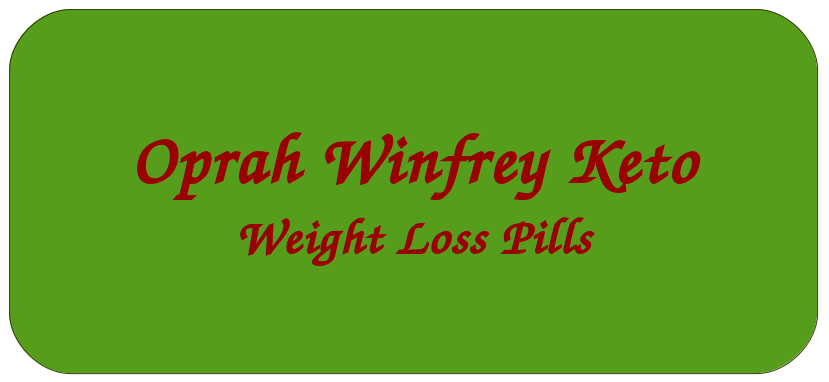 Oprah Winfrey Keto Pills